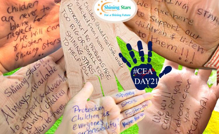 Shining Stars Fostering #CEADay21